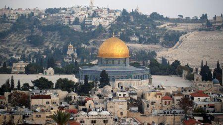 « Jérusalem a une vocation  spéciale à la paix »