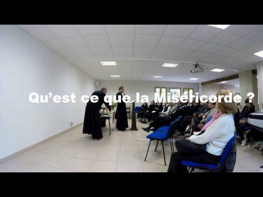 Conférence sur la Miséricorde de Don Paul