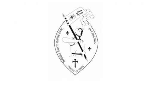 Le nouveau Sceau de la Paroisse Ste Jeanne d'Arc en Chinonais