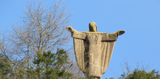 75ème anniversaire de la statue du Sacré Coeur de Chinon