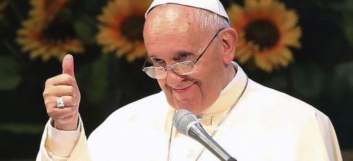 Le pape François explique comment il prépare ses homélies