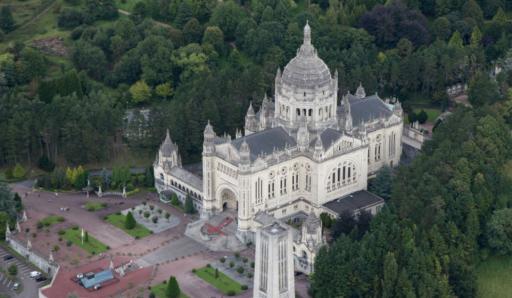 Pèlerinage à Sainte Thérèse de Lisieux