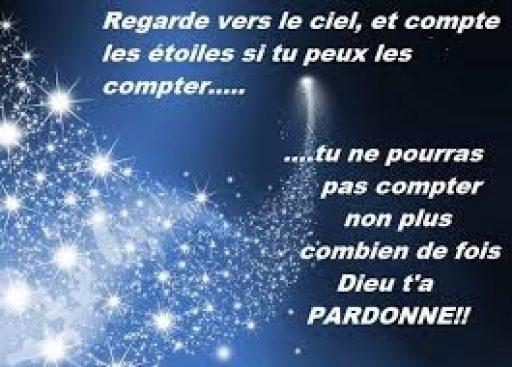 Le Pardon …