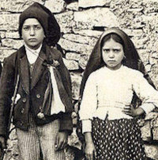 Canonisation de Francisco et Jacinta le 13 mai