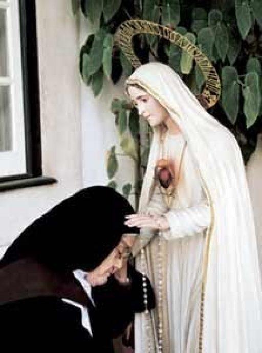 « Priez, priez beaucoup et faites des sacrifices pour les pécheurs »