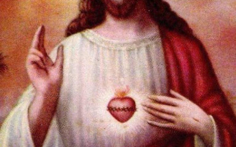 Le secret de la vie : fixer notre regard sur le visage de Jésus