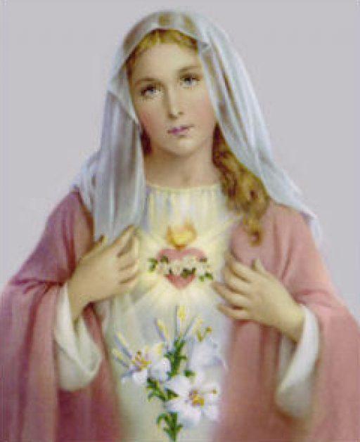 Pourquoi se consacrer au cœur Immaculée de Marie ?