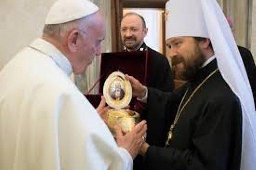 Le Vatican en visite en Russie …