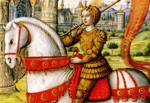 Pèlerinage sur les pas de Ste Jeanne d'Arc