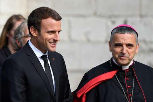Emmanuel Macron aux Bernardins, témoignage de Samuel