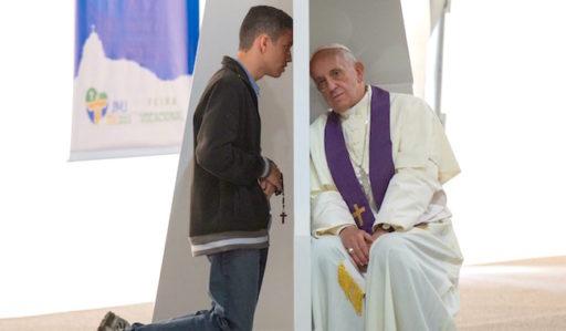 Les jeunes et la confession …