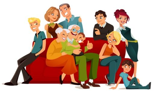 La famille, pilier de la construction de l'homme et de la société