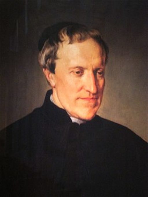 Antonio Rosmini parle aux catéchistes
