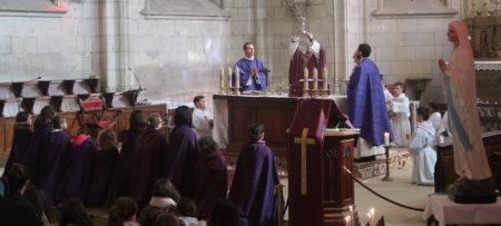 Messes de la Paroisse aux  mois de juillet et août 2021