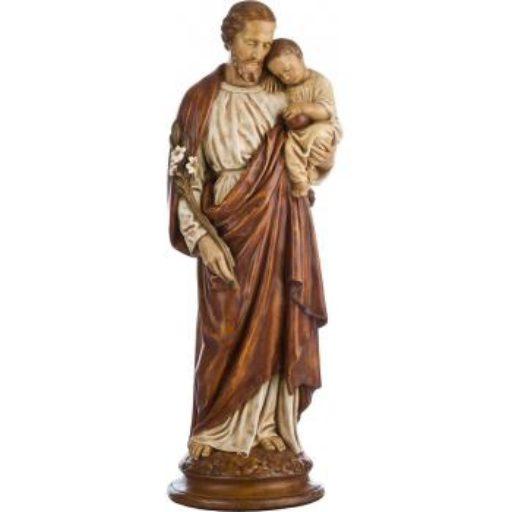 St Joseph : confiance, humilité, courage, obéissance