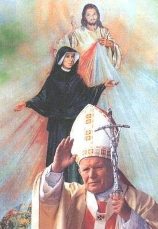 Prière à la Divine Miséricorde
