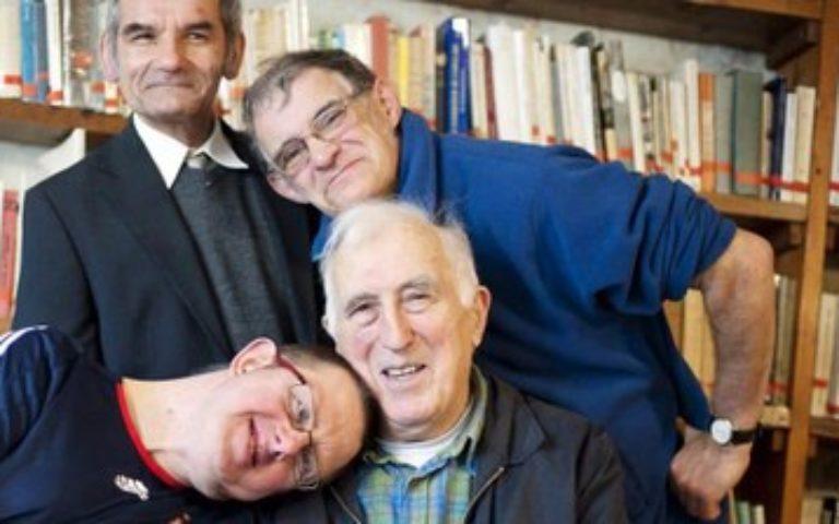 Hommage à Jean Vanier
