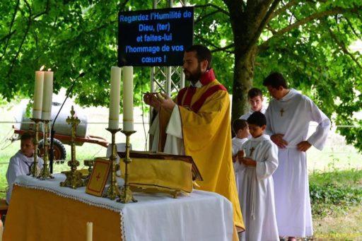 Retour sur la magnifique  Messe Communautaire.