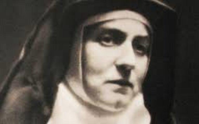 Ste Edith Stein : le courage contre l'intolérance et la perversion idéologique
