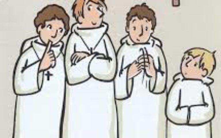 Congrès Mission – Camp servants d'autel