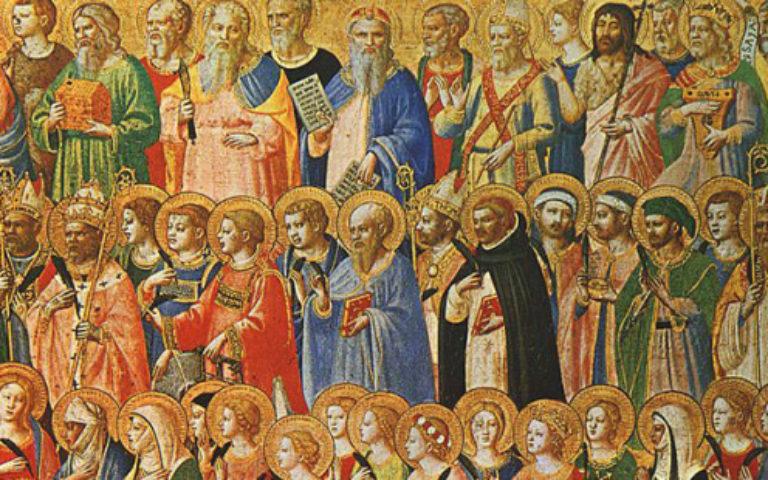 Nos frères et sœurs les Saints !