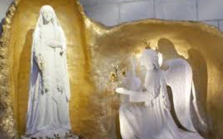 Ad Jesum per Mariam !