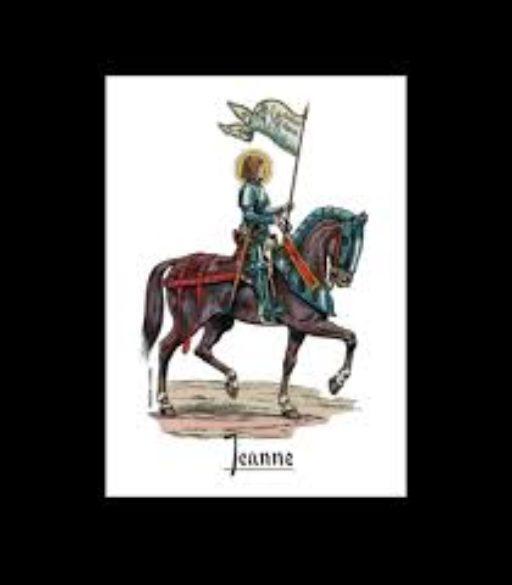 La Charité de Jeanne selon le Pape