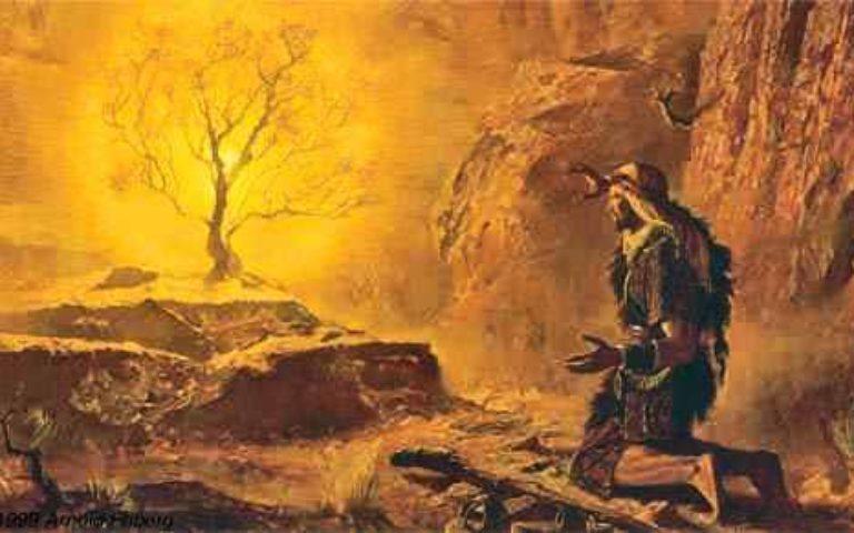 Abraham, une nouvelle manière de concevoir la relation avec Dieu
