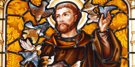 Cantique de la Création de St François d'Assise