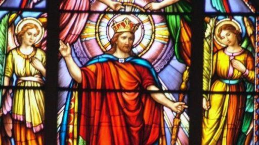 Fête du Christ Roi de l'Univers
