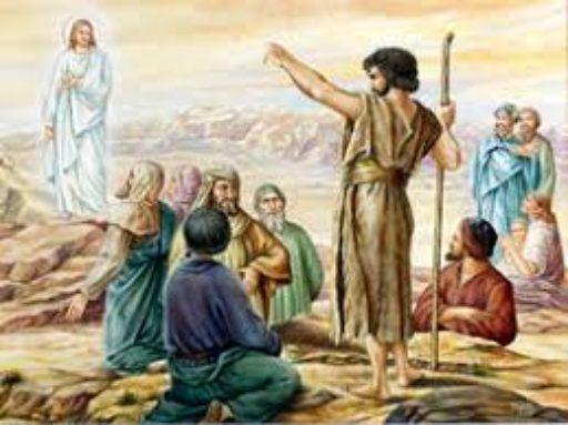 Saint-Jean Baptiste, le précurseur