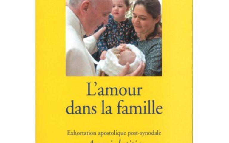 Année Famille Amoris Laetitia