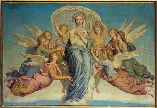 Le 15 août prochain, Fête de l'Assomption de la Vierge Marie, pèlerinage vers N-D de la Prière de L'Île-Bouchard (départ de Tavant).