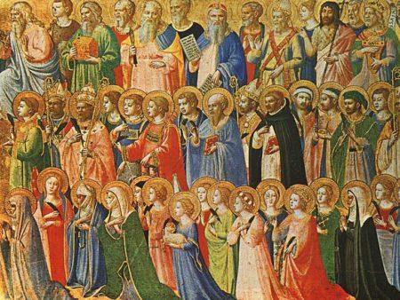 Messes de la Toussaint – Bénédiction des cimetières